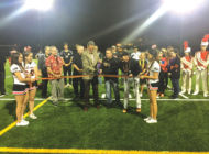 Beverly Hills High School kicks off new field