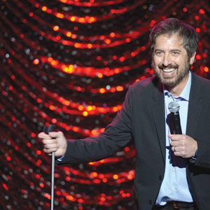 Actor and comedian Ray Romano hosts the International Myeloma Foundation's annual Comedy Celebration, which raises funds in the fight against bone marrow cancer. (photo courtesy Getty Images for IMF)