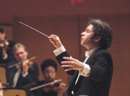 The power of the baton: LA Phil launches unforgettable 99th season
