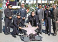 LAPD's fallen officers honored in Hollywood