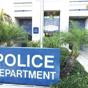 Beverly Hills police's current facility is 92,000 square feet, and houses amenities such as the emergency operations center and crime lab. (photo by Luke Harold)