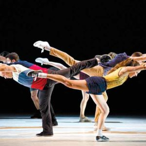 L.A. Dance Project is the new company-in-residence at The Wallis. (photo courtesy of L.A. Dance Project)