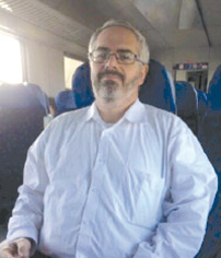 Enrique Garibay went missing on Oct. 5 after leaving a hostel in Hollywood. (photo courtesy of the LAPD)