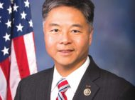 Lieu sworn into third term in Congress