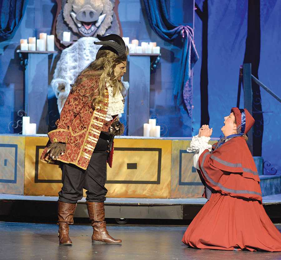 Nine O Clock Players Launch 2017 Season With Beauty And The Beast Park Labrea News Beverly Presspark Labrea News Beverly Press