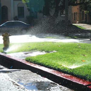 Residents in West Hollywood who receive water from Beverly Hills are waiting for more information about a 25 percent surcharge they pay for water, in addition to being subject to the increased rates. (Park Labrea News/Beverly Press file photo)