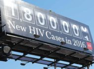 Billboard campaign highlights HIV/AIDS statistics