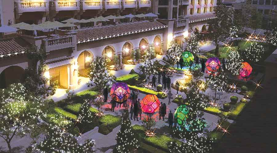Beverly Hills Prepares For Bold Holiday Season Park