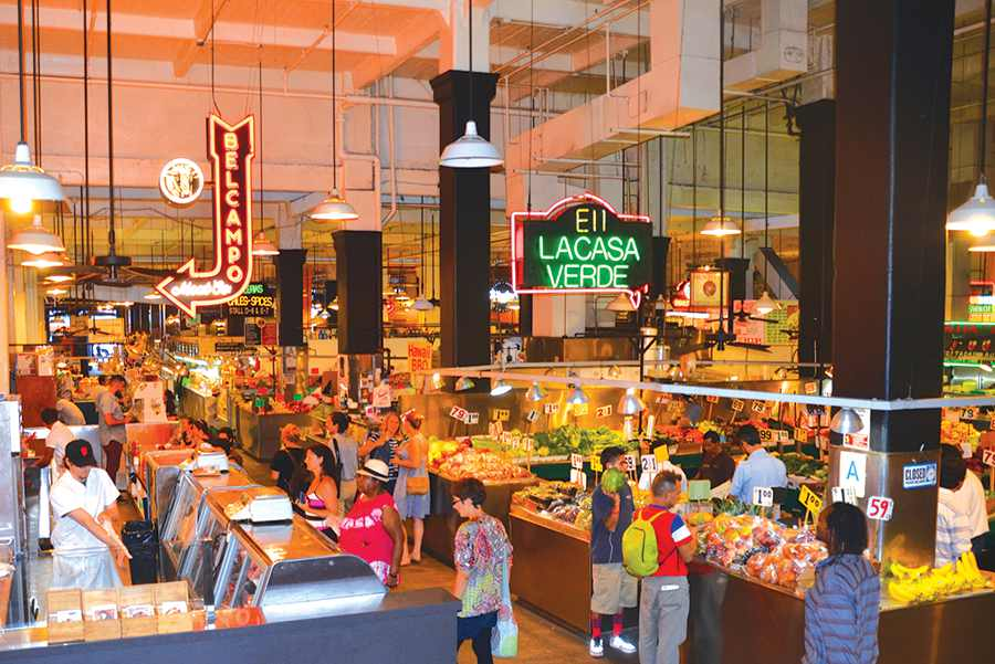 Grand Central Market Acquired By Beverly Hills Company