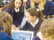 Hour of Code builds interest in computer science at Immaculate Heart