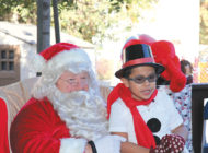 Officers spread holiday cheer at Blind Children's Center