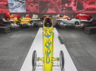New Petersen Automotive Museum exhibit  focuses on children's love for race cars