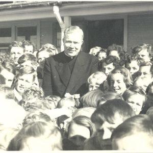 Father Patrick Peyton (photo courtesy of Holy Cross Family Ministries)