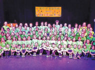 Beverly Hills students make people happy at  'Taste of Broadway' show