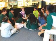 LAMOTH hosts John Burroughs students