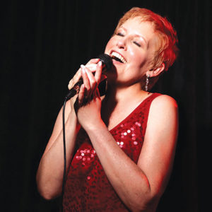 Liz Callaway will close The Sorting Room on Dec. 21. (photo courtesy of The Wallis Annenberg Center for the Performing Arts)