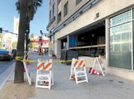 Authorities continue to investigate blast near Hollywood and Highland