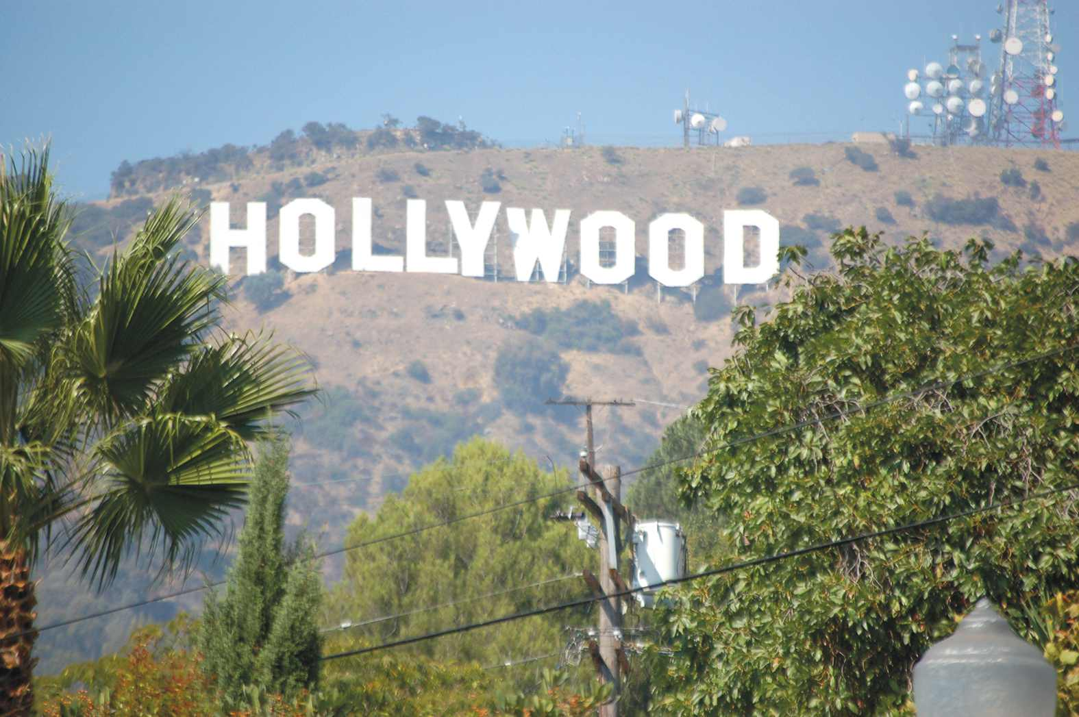Increased Hollywood Sign Security For Holiday Season