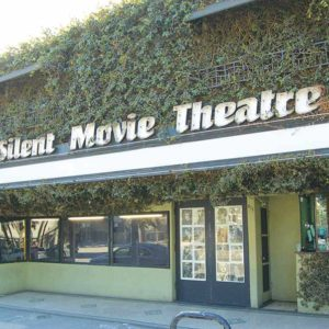The Silent Movie Theatre on Fairfax Avenue has remained closed since last summer. The owners of the building plan to refurbish and reopen the space. (photo by Edwin Folven)