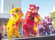 Farmers Market and The Grove celebrate 'Year of the Dog'