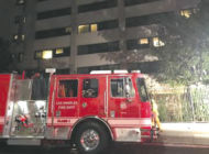 Koreatown apartment fire claims life of elderly man