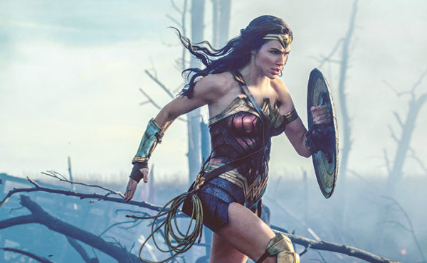 Gal Gadot stars as Wonder Woman in a hit movie that could signal the coming of more female-directed films. (photo courtesy of Warner Bros. Pictures)