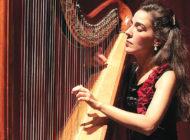 Harpist Cristina Montes Mateo to perform at Greystone