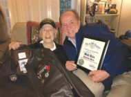 Local resident and WWII vet celebrates 97th birthday