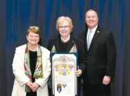 Board honors retired WeHo social services director