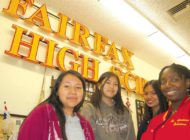 Fairfax High students dig Metro naming contest