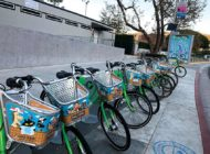 West Hollywood bike sharing hits a speed bump