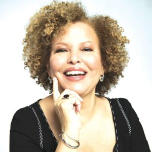 Debra Lee is chairman and CEO of BET network. (photo courtesy of Cedars-Sinai)