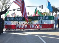 Beverly Hills City Hall 'standing up' to Iran