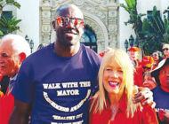 'Walk With the Mayor' highlights Alzheimer's