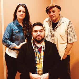 (photo courtesy of Steve Moyer/CASA 0101 Theatre)