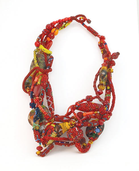 Beads Threads And Circuitry At Craft In America Park Labrea News Beverly Presspark Labrea News Beverly Press