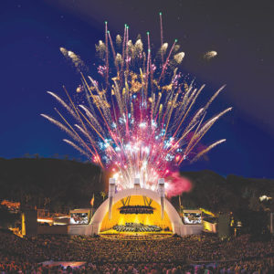 Following a summer season that included performances by Tony Bennett, Janet Jackson and Chance the Rapper, the Hollywood Bowl was named the Best Major Outdoor Concert Venue. (photo courtesy of LA Phil)
