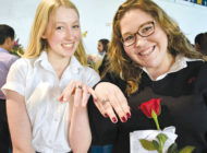 Immaculate Heart juniors transition to leadership roles at Ring Ceremony