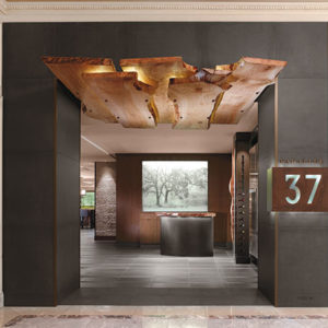 Parallel 37 is the signature restaurant at the Ritz Carlton San Francisco. (photo courtesy of Ritz Carlton San Francisco)