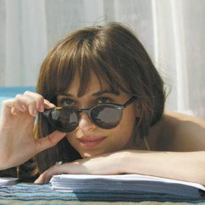 "photo courtesy of Universal Pictures Dakota Johnson returns as Anastasia Steele in ""Fifty Shades Freed."" (photo courtesy of Universal Pictures)"