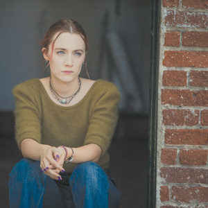 Saoirse Ronan portrays Lady Bird in a coming-of-age story that is certain to be an Oscar contender. (photo courtesy of A24)
