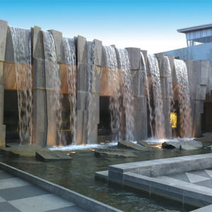 Explore an oasis in the city at Yerba Buena Gardens where admission is free. (photo courtesy of Yerba Buena Gardens)