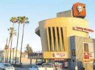 Landmark KFC location damaged by fire