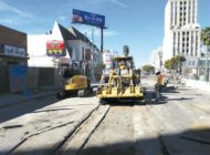 Work continues on Purple Line Extension project