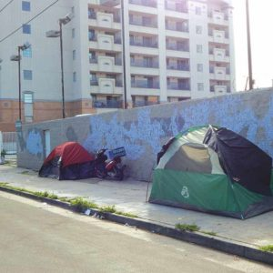 Leaders throughout the county are coordinating efforts to alleviate homelessness after voters during the last two elections approved funding to help solve the issue. (Park Labrea News/Beverly Press file photo)