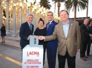 'Urban Light' at LACMA turns 10