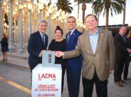 'Urban Light' at LACMA turns 10