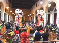 L.A. City Hall celebrates Lunar New Year