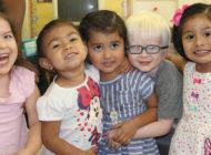 Children to hunt for beeping eggs at Blind Children's Center