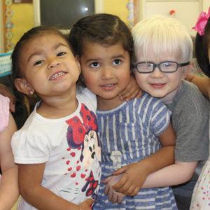 (photo courtesy of Blind Children's Center)